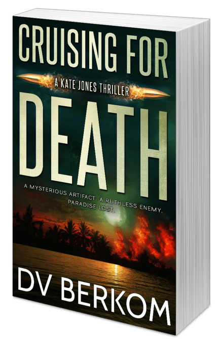 print cover for Cruising for Death