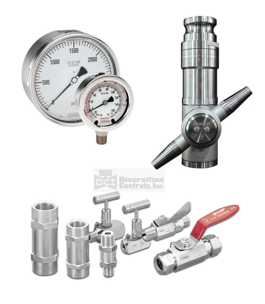 Bray Series 6P P/P Positioner | Diversified Controls, Inc.