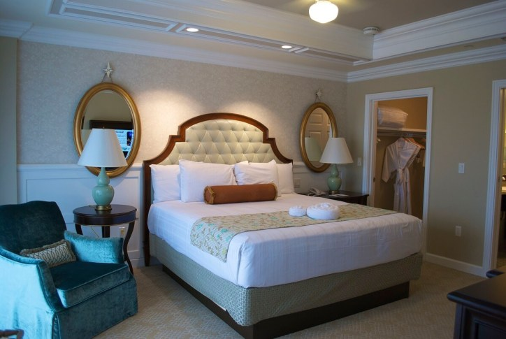 Grand Floridian Mater Bedroom