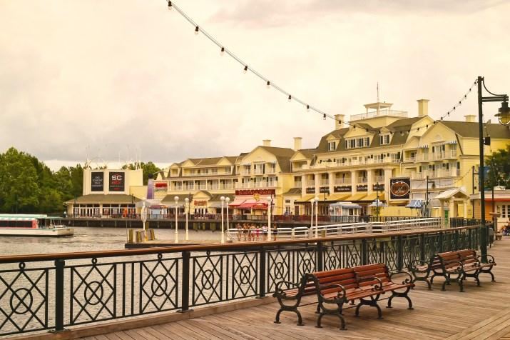 Boardwalk Villas DVC resort at Walt Disney World