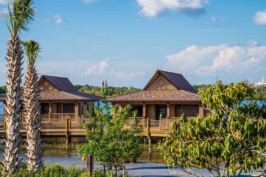 Polynesian DVC resort at Walt Disney World