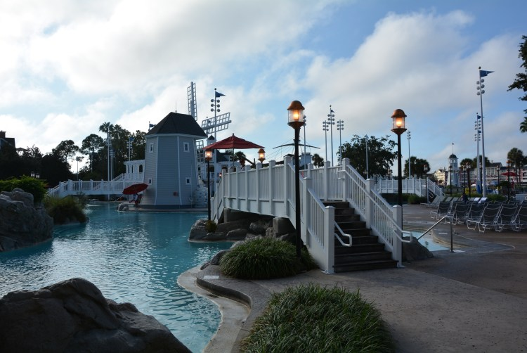 Stormalong Bay Pool at Disney's Beach Club