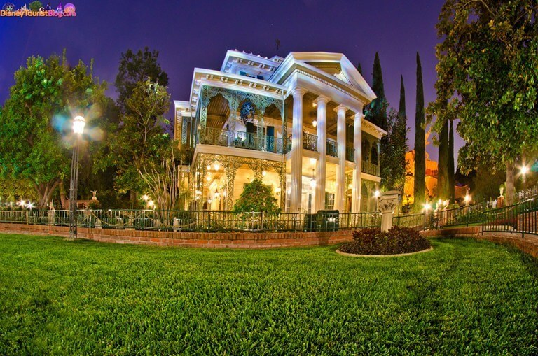 The Haunted Mansion at Disney's Magic Kingdom