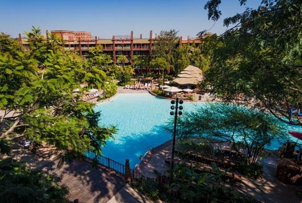 Pool hopping returns to Animal Kingdom's Lodge with pools at Jambo House and Kidani Village