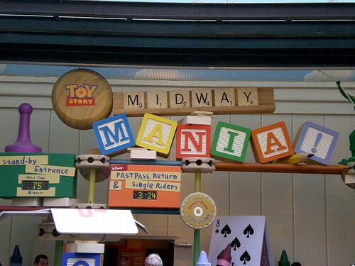 Disney's Toy Story Midway Mania