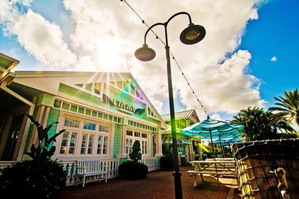 Disney Vacation Club Resort exterior