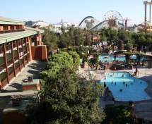 DVC Grand Californian Pool