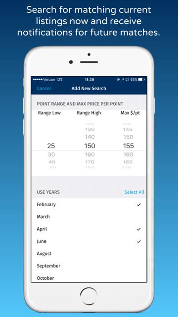 DVC Resale Market App