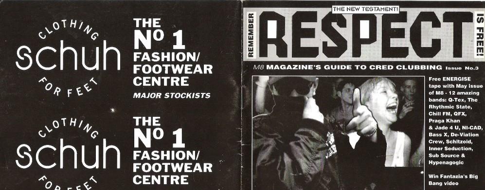 Respect Magazine 1994