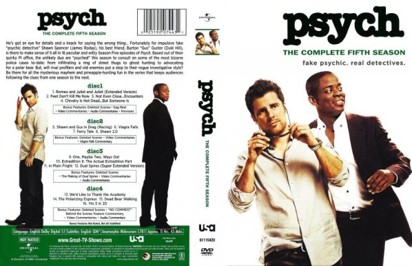 Image result for psych Season 5
