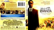 Hotel Rwanda DVD-Cover