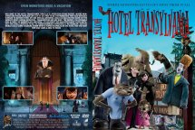 Hotel Transylvania - Movie Dvd Custom Covers