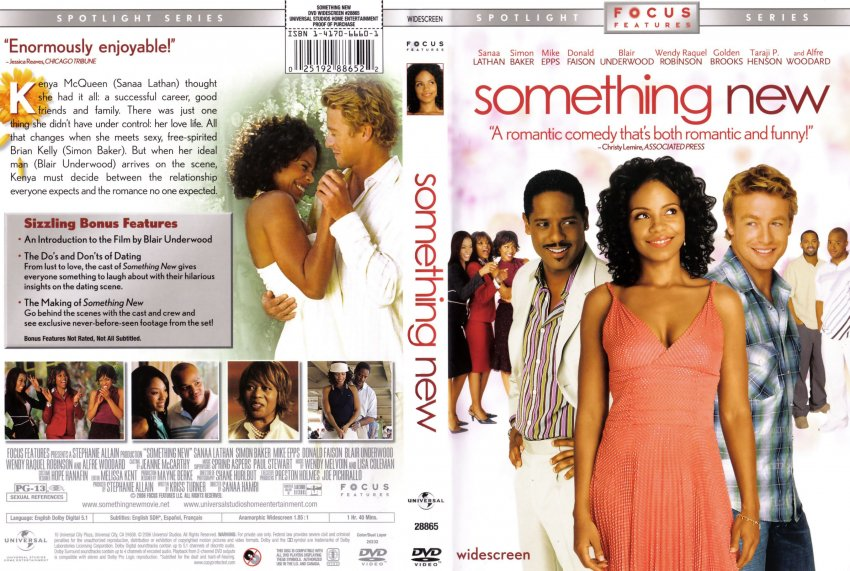 Image result for something new poster