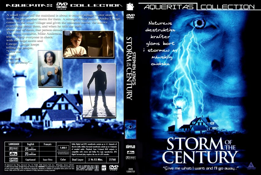 Image result for Storm of the Century movie