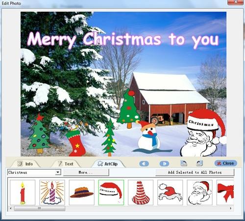tutorial make free christmas