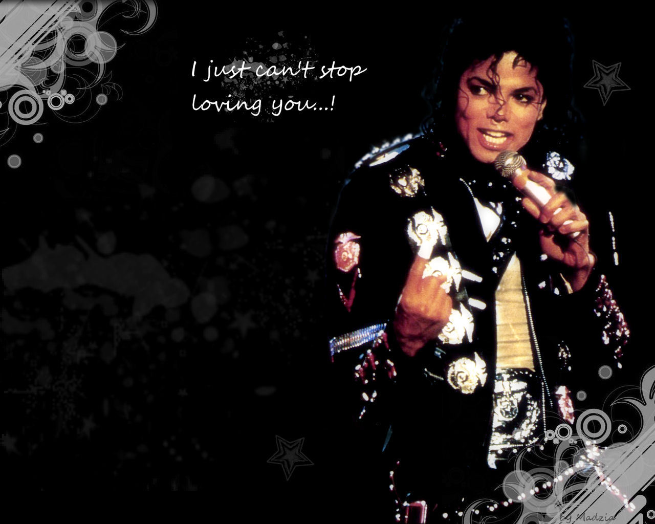 Michael Jackson I Can T Stop Loving You