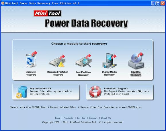 Video Recovery from DVD