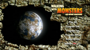 Walking with Monsters  Life Before Dinosaurs DVD Review