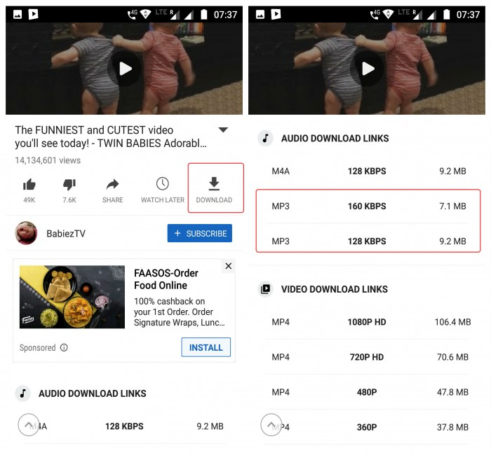 Top 6 Best YouTube to MP3 Downloader Apps