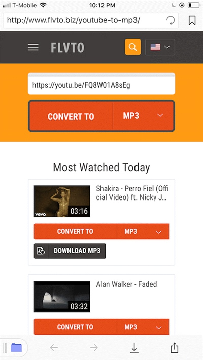 How to Convert YouTube to MP3 on iPhone?