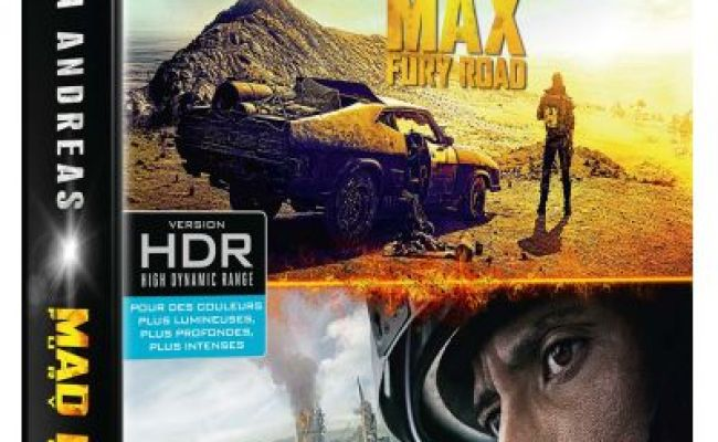 Dvdfr San Andreas Mad Max Fury Road 4k Ultra Hd