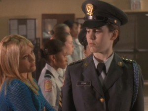Cadet Kelly DVD Review