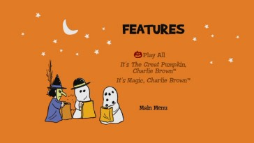 Peanuts Fall Desktop Wallpaper It S The Great Pumpkin Charlie Brown Dvd Review