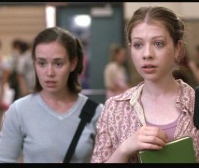 At High School Casey Michelle Trachtenberg And Her Friend Are Among The Intellectual