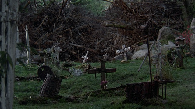 Pet Sematary Bluray Review