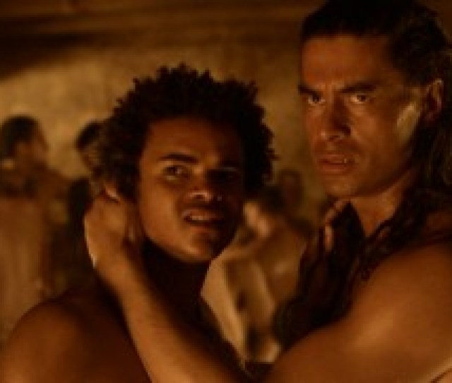 Even Young Pietros Eka Darville And Tall Barca Antonio Te Maioha Are Gay