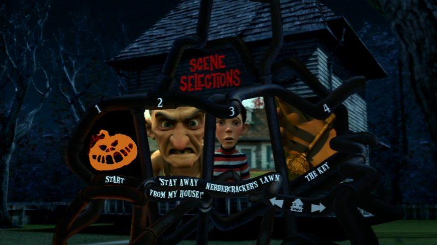 monster house 2006 dvd