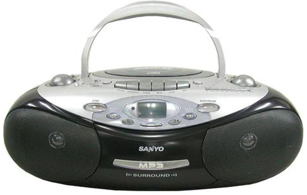 sanyo mcd zx580m 220