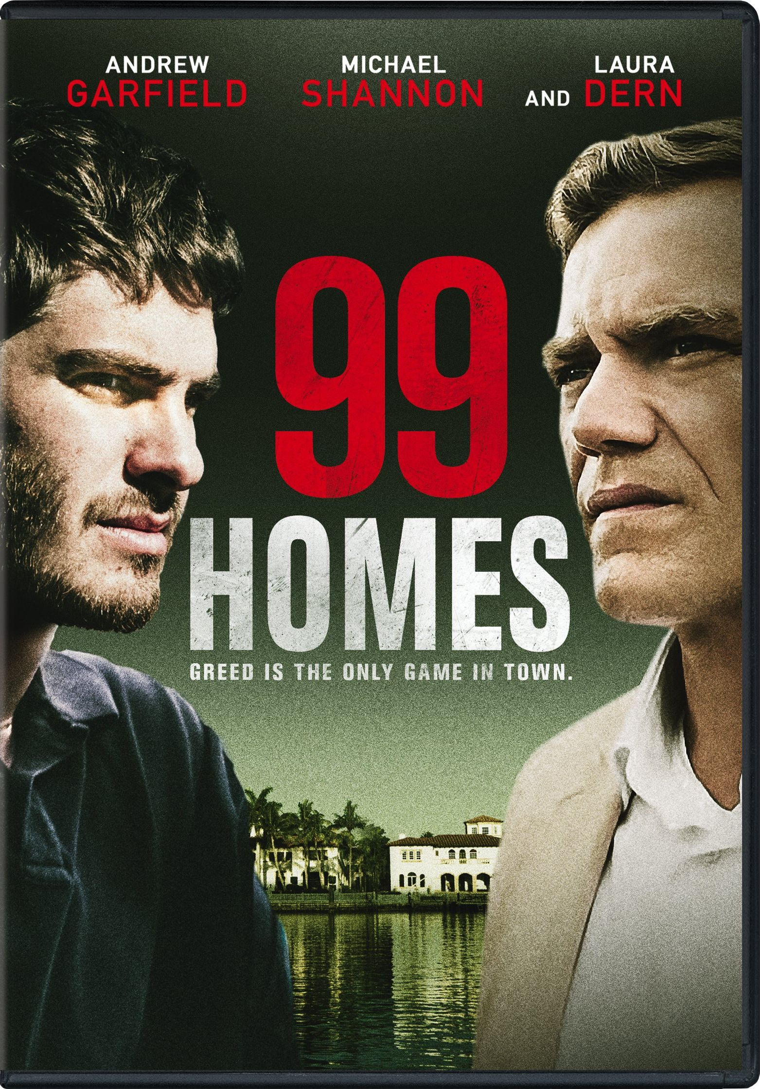 99 Homes DVD Release Date February 9 2016