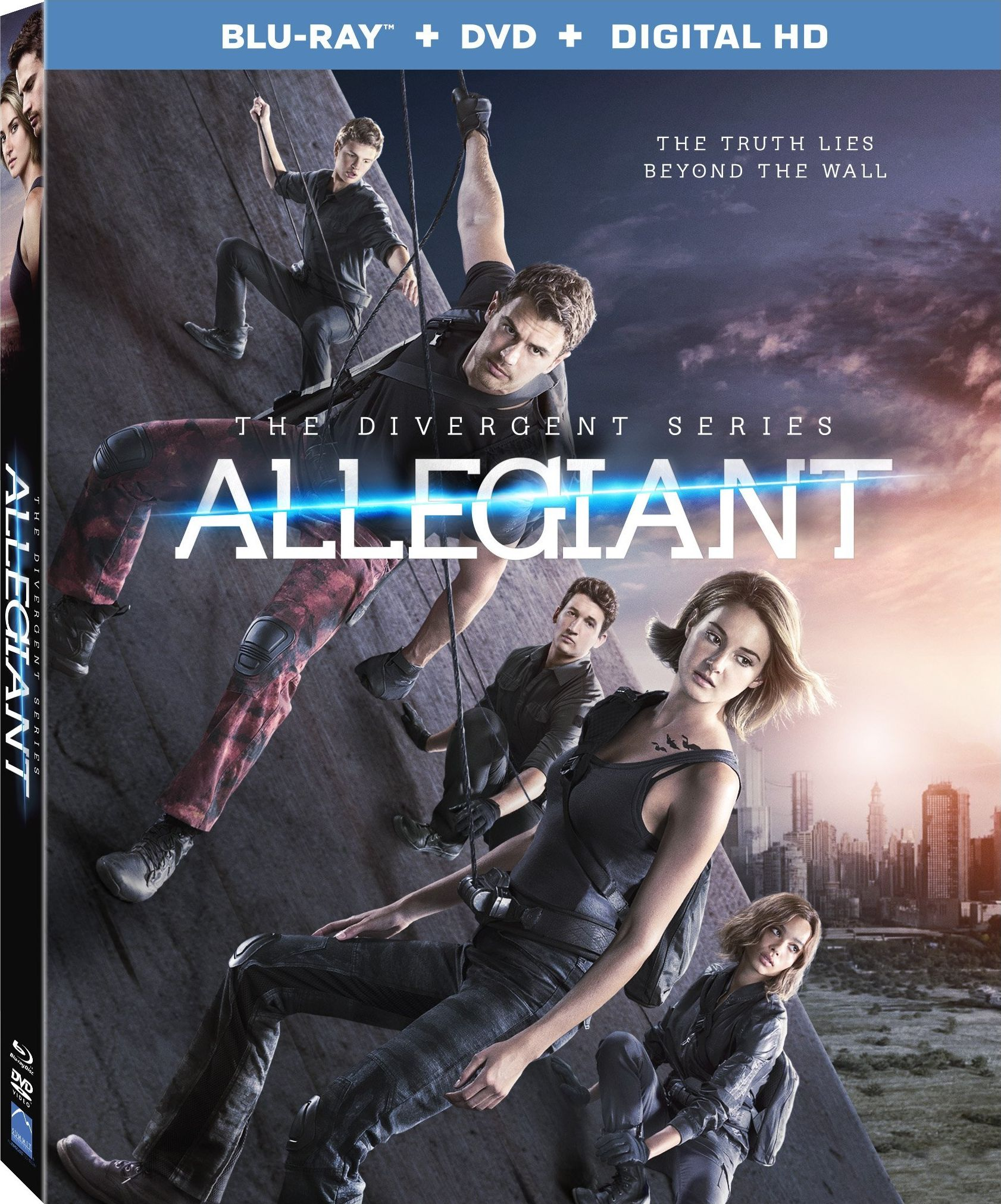 The Divergent Series Allegiant DVD Release Date July 12 2016