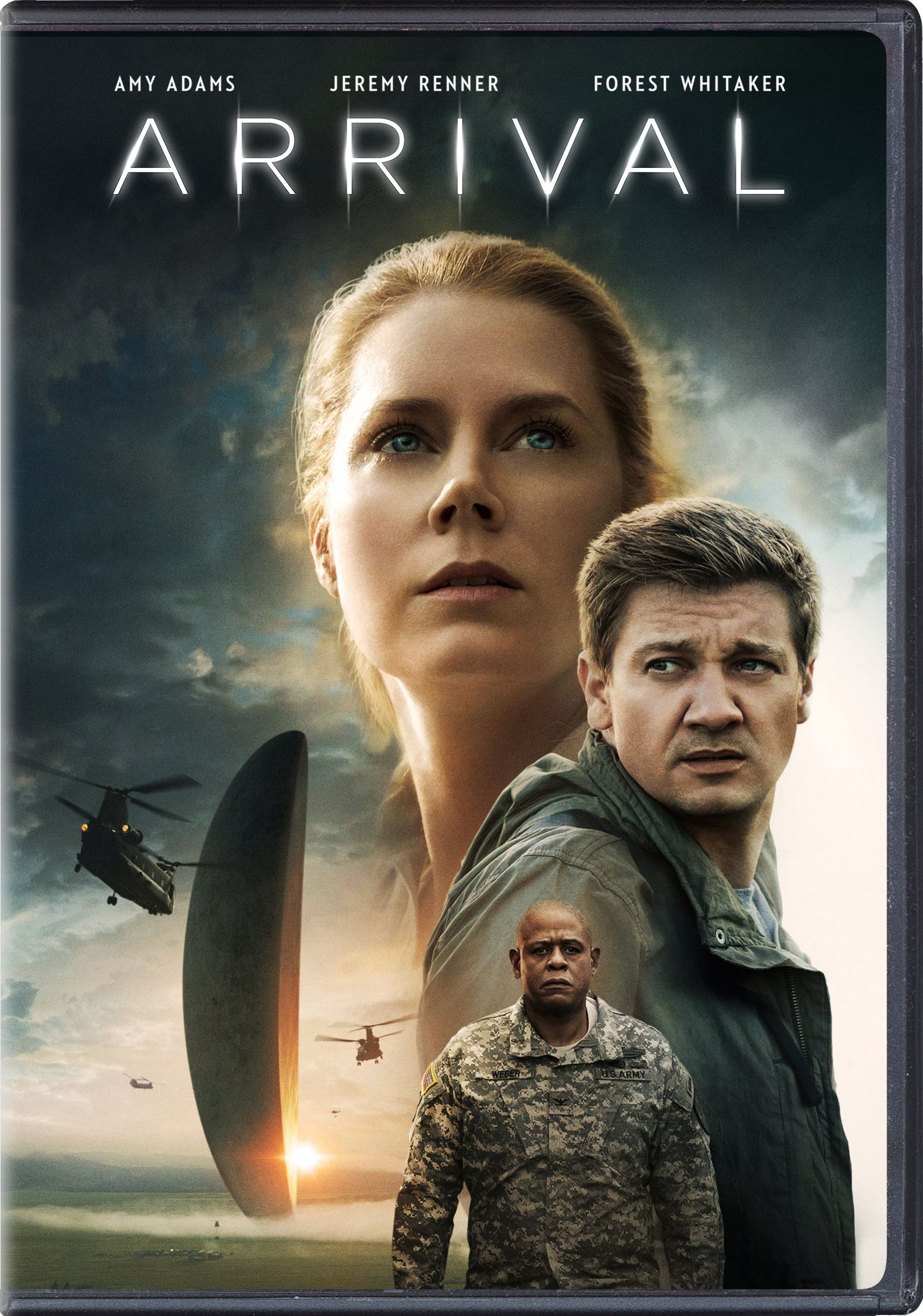 Arrival DVD Release Date February 14 2017