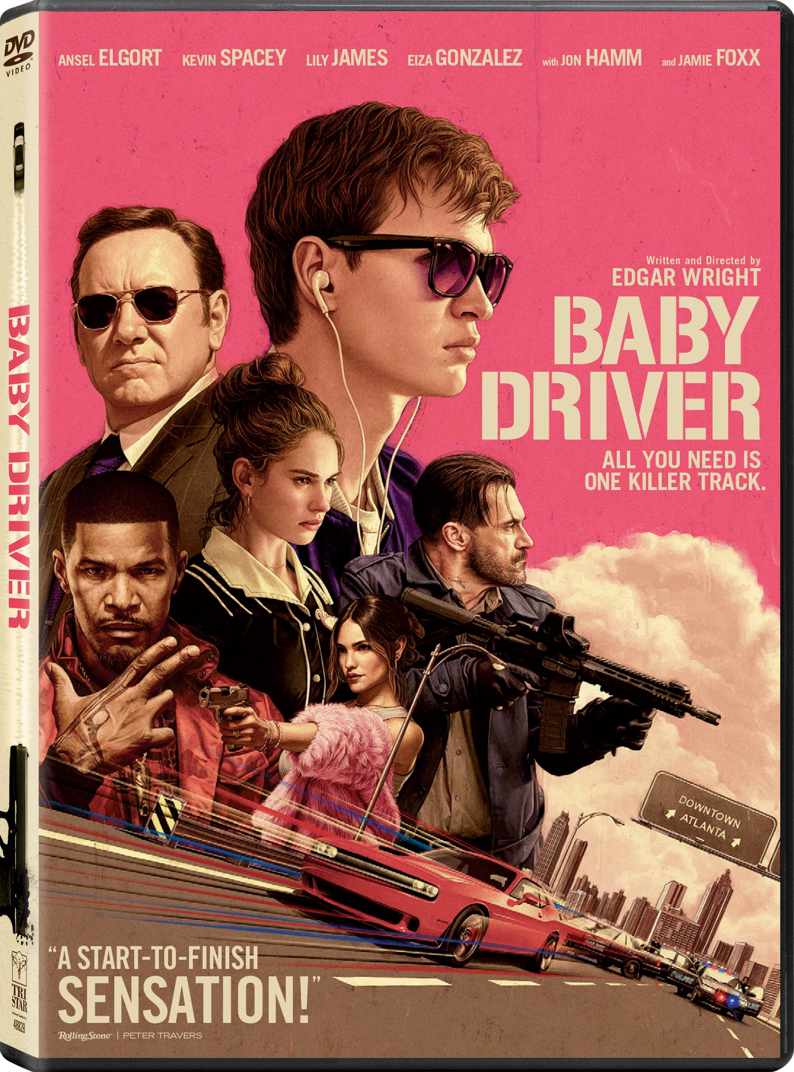 Baby Driver DVD Release Date October 10 2017