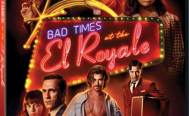 Bad Times At The El Royale Dvd Release Date January 1 2019