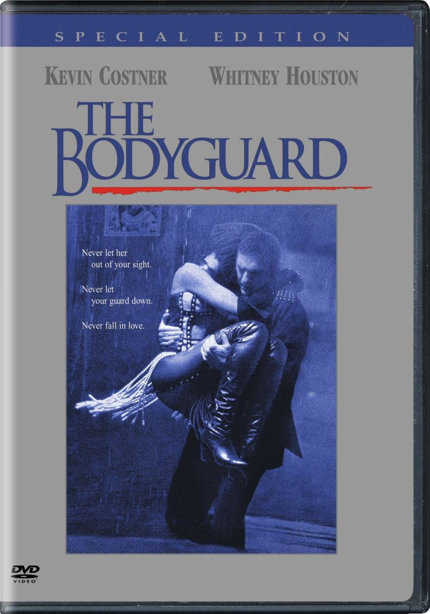 The Bodyguard DVD Release Date