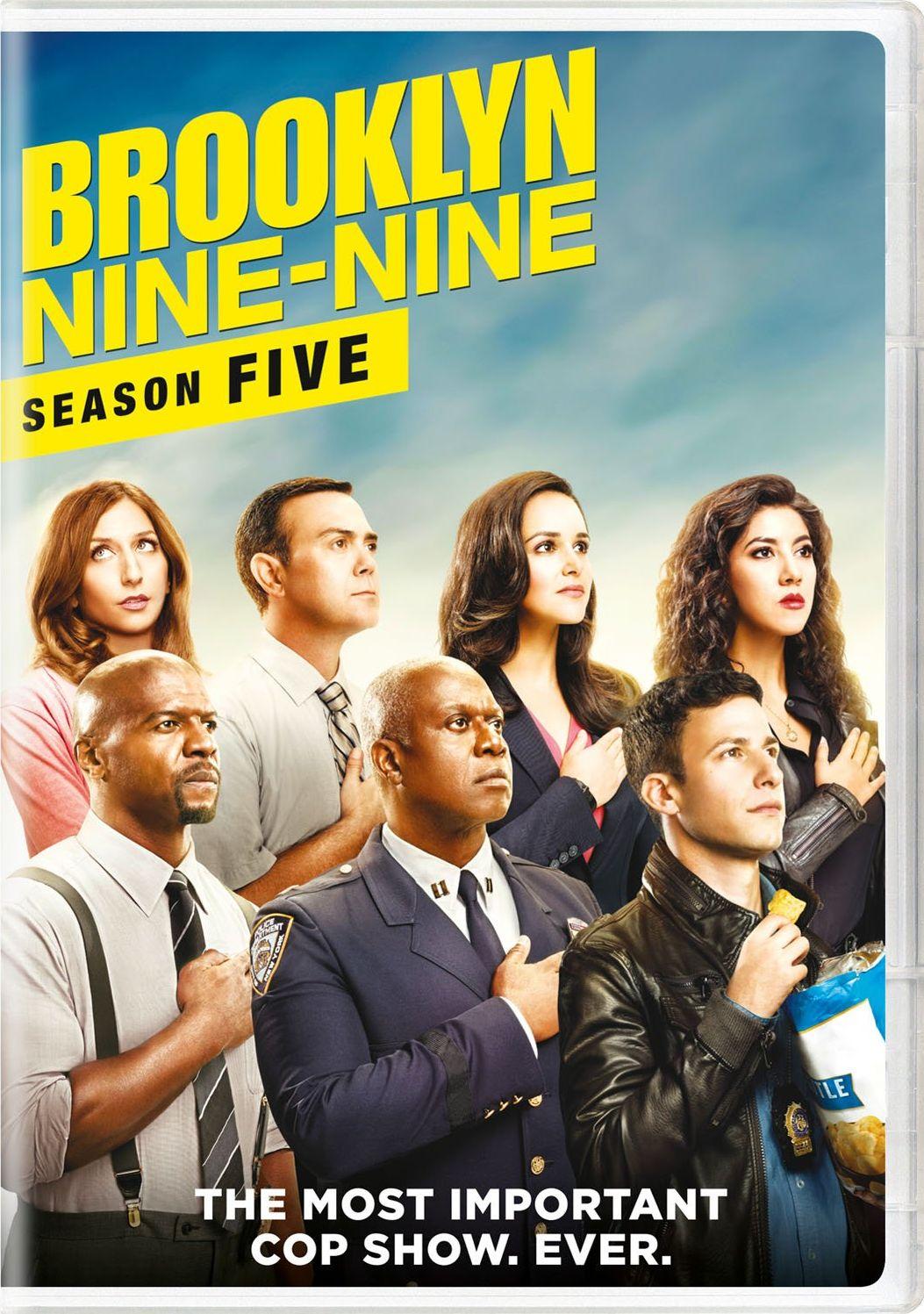 brooklyn nine nine dvd release date
