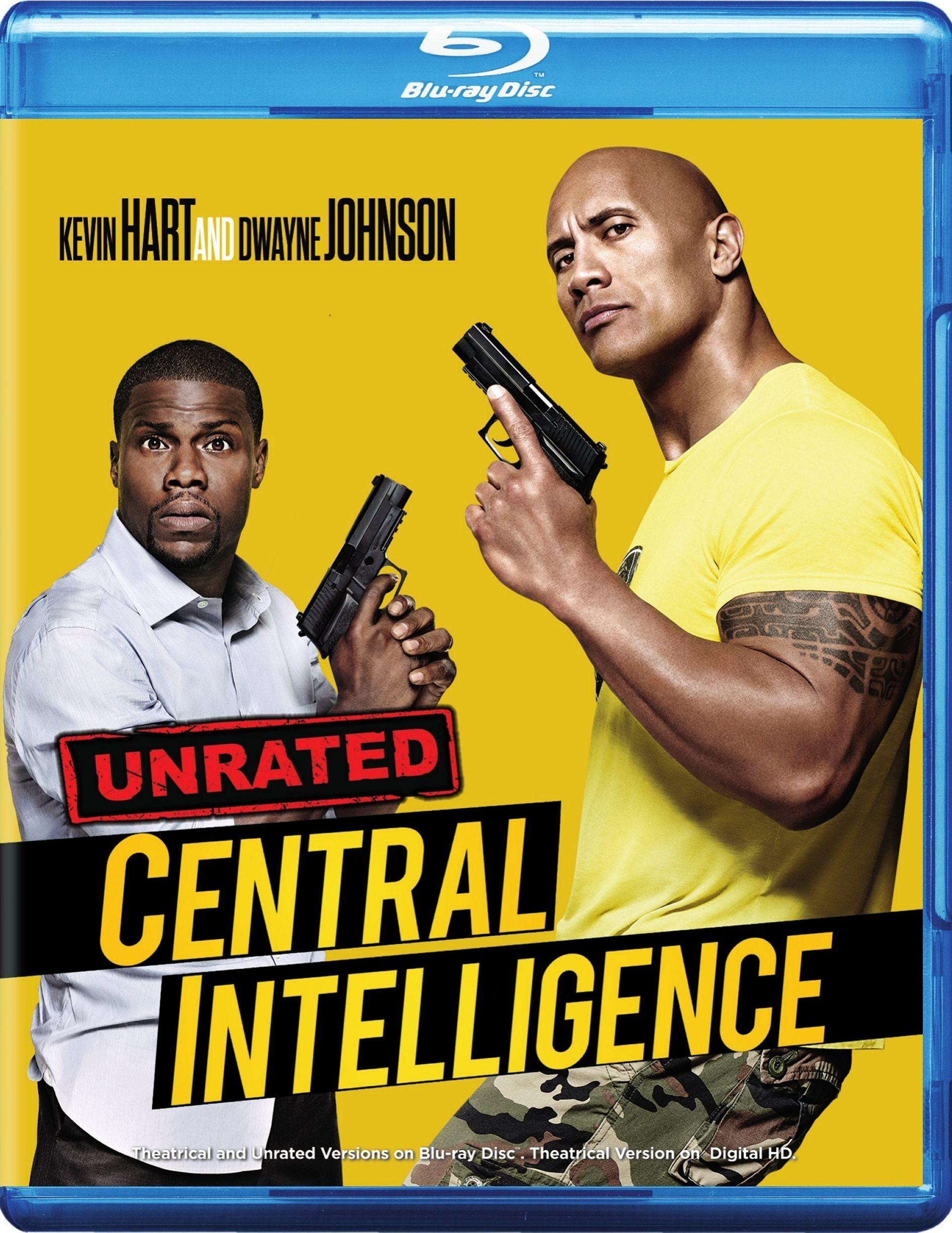 Central Intelligence DVD Release Date September 27 2016