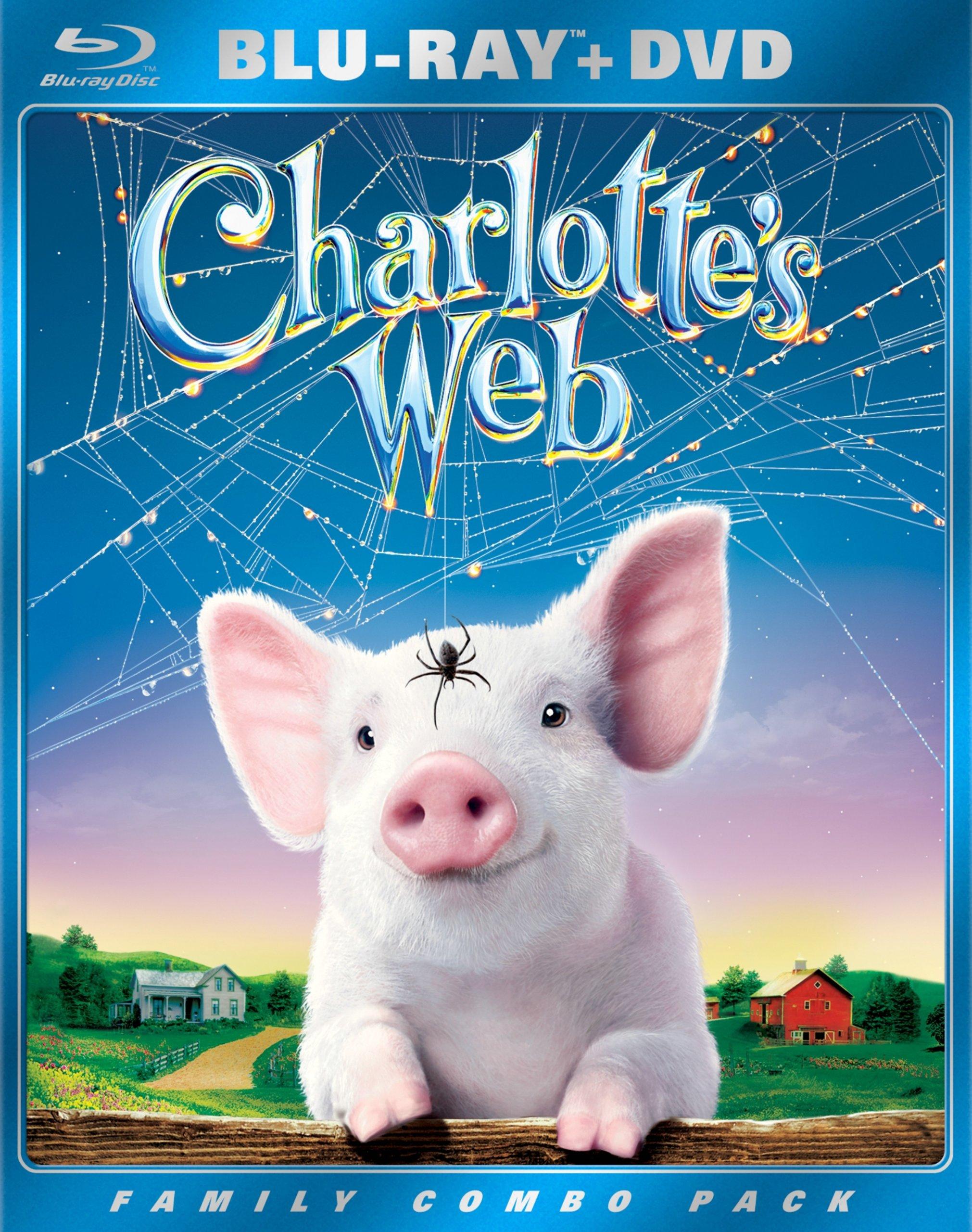 Charlotte S Web Dvd Release Date April 3