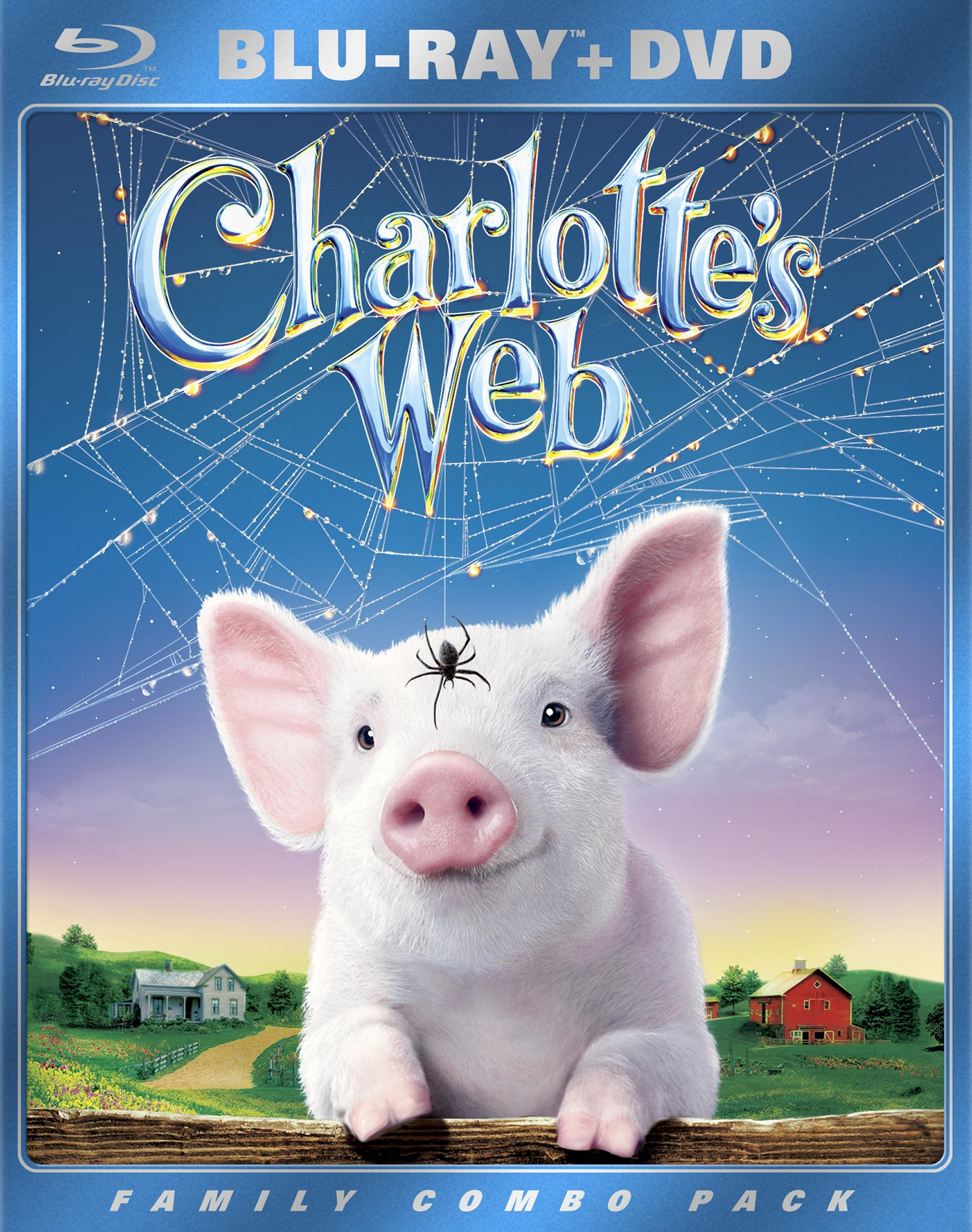 Charlotte S Web Dvd Release Date April 3