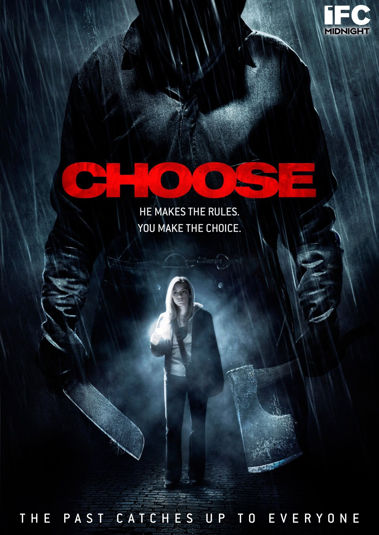 Choose DVD Release Date August 9 2011