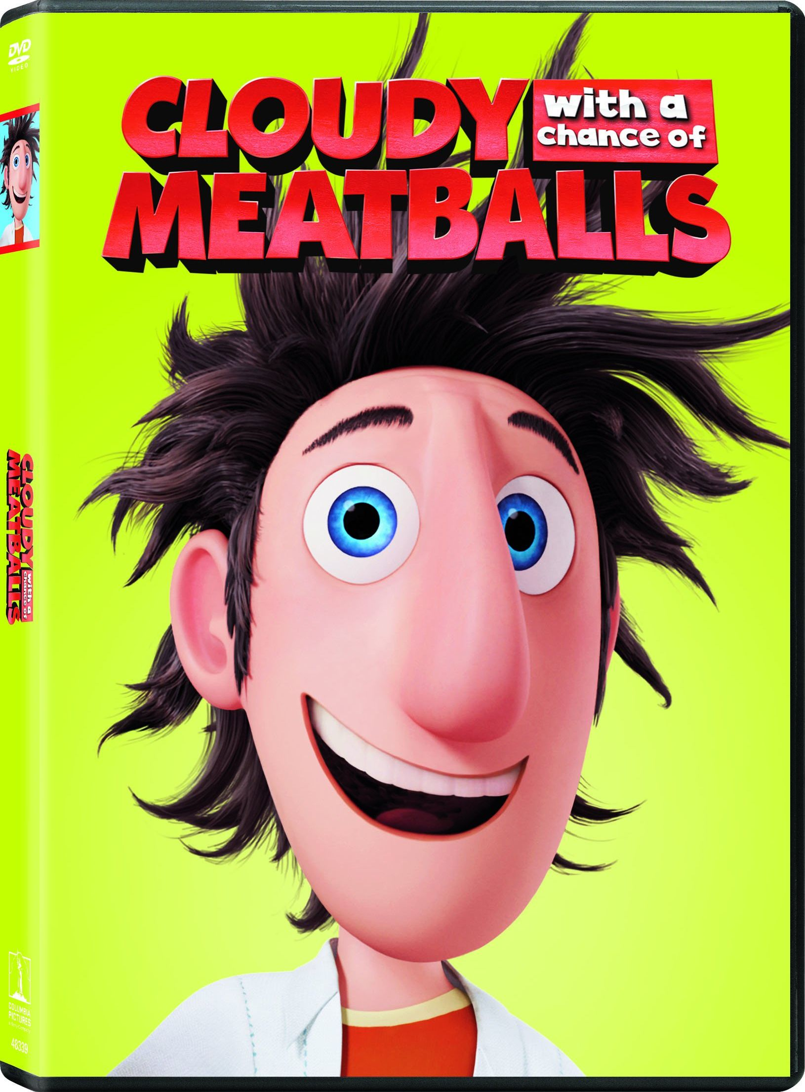Cloudy With A Chance Of Meatballs Dvd Release Date January