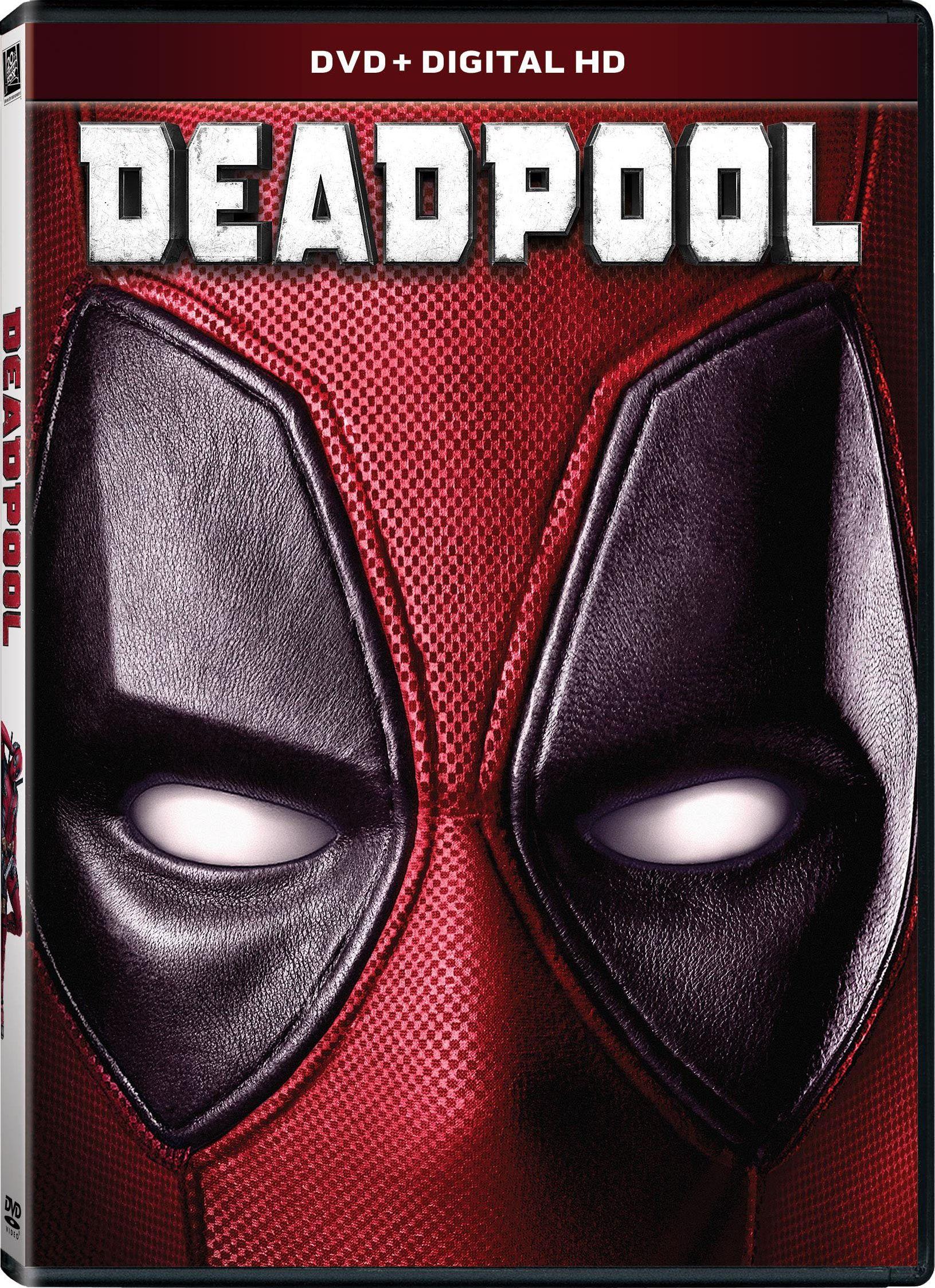 Deadpool DVD Release Date May 10 2016