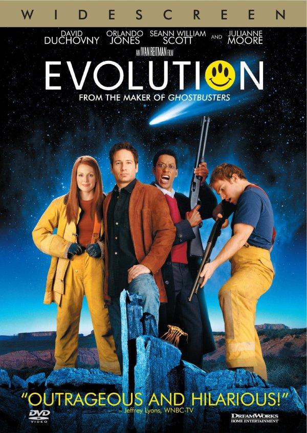 Evolution Dvd Release Date December 26 2001