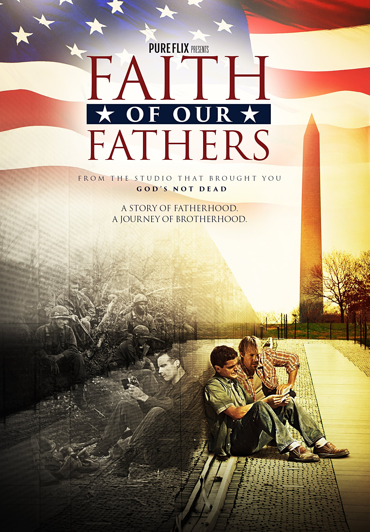 Faith of Our Fathers DVD Release Date October 13 2015