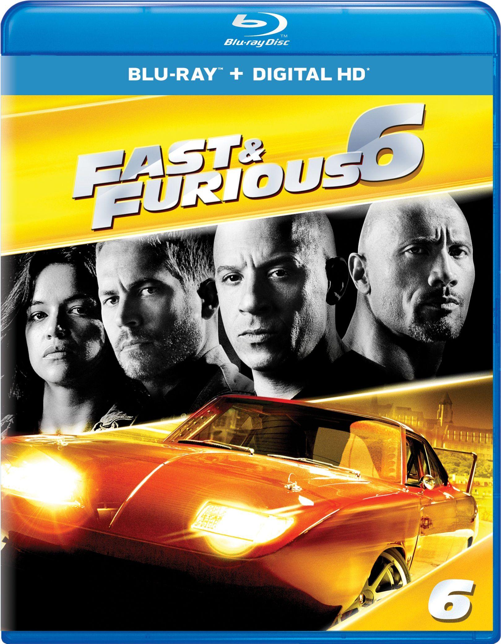 Fast 6 Dvd Release Date