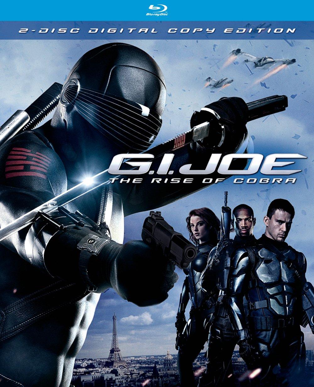 GI Joe The Rise of Cobra DVD Release Date November 3 2009