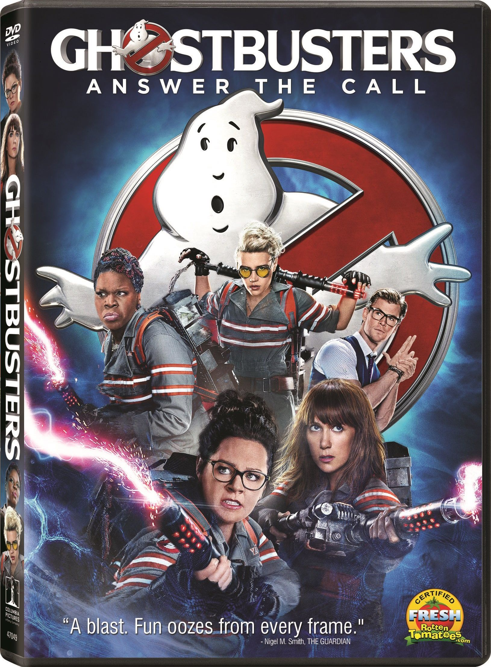 Ghostbusters DVD Release Date October 11 2016